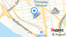 Сибирские огни на карте