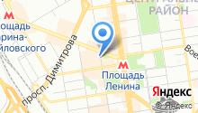 Дудник на карте