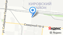 Albero на карте
