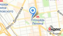 КАЗАНОВА секс-шоп на карте