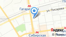 Awebbox на карте