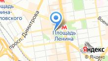 АИР сервис на карте