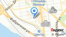 Индустрия цветов - Доставка цветов по Новосибирску на карте