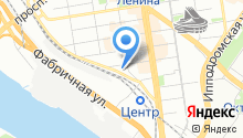 Чемпивон на карте
