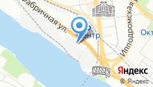 Axioma Logistic на карте