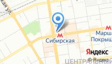 Академия Казановы на карте