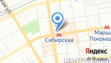 АРИНВЕСТ, ЗАО на карте