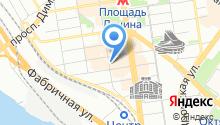 AHOTELS design style на карте