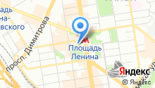 Вилка-Ложка на карте