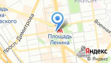 Мегафон ритейл на карте