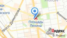СОЙКА на карте