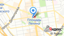 Молодежный департамент природных ресурсов и охраны окружающей среды Новосибирской области на карте