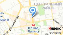 Хот-дог Мастер на карте