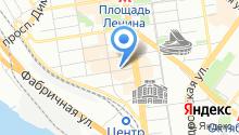 Огни Сибири на карте