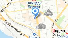 Авелискон на карте