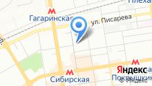 12 Военпроект на карте