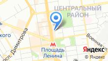 """""""Ли Вест""""  - Центр китайской медицины в Новосибирске на карте"""