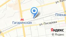 Бизнес-Эксперт на карте