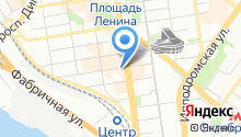 Наслаждение на карте