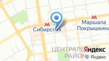 BackDrop на карте