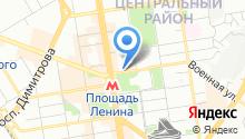 Яхонт на карте