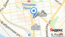 Эффект на карте
