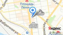 Винсо-СВ на карте