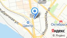 AnyKey.Pro на карте