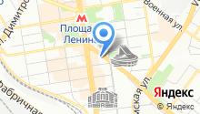 ЭКФАРД на карте