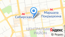 BARSUK на карте