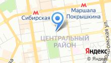 AGUREC на карте