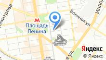 AVOдент на карте