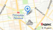 СКАНПРО на карте