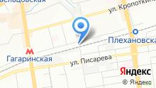 AVION на карте