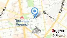 Aдаптик-А на карте