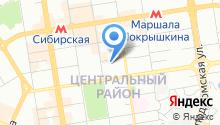 ВЕРУМ на карте