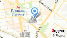 Моор Стивенс Новосибирск на карте
