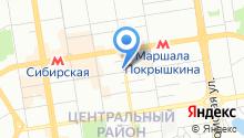 B2B на карте