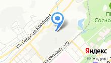 AРД-сервис на карте