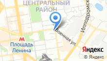 Asics на карте