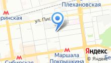 AZ-studio на карте