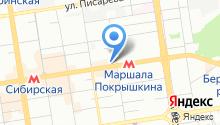 BAK``S на карте