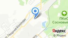 At home на карте