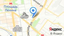 Актив С на карте