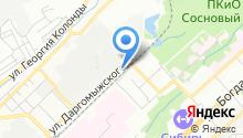 APR на карте