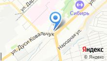 AlexSport на карте