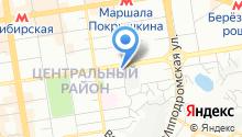 1С: БухОбслуживание Бюро на карте