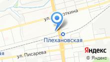 Яхонт, ТСЖ на карте