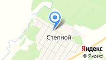 ATM на карте