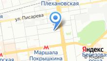 APARTVILLE на карте